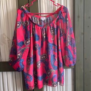 Sweet Pea for NY & Co top